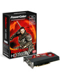 PowerColor Radeon HD 5850 (1GB DDR5)