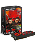 PowerColor Radeon HD 5970 AX5970 2GBD5-MD