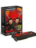PowerColor Radeon HD 5970 AX5970 2GBD5-MD