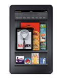 Amazon Unveils Kindle Fire, Kindle Touch and Touch 3G