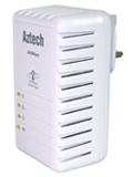 Aztech WL556E Portable 300Mbps Wireless-N Repeater / Extender
