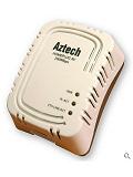Aztech HomePlug AV 200Mbps Ethernet Adapter HL108E