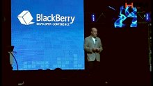 BlackBerry Dev Con General Session