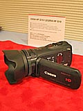 Canon at CP+ 2011: LEGRIA, EOS, IXUS, PowerShot, and More