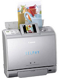 Canon SELPHY ES-1 Photo Printer