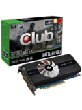 Club 3D Announces GeForce GTX 570 BF3 Limited Edition