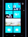 Microsoft Windows Phone 7 Launch