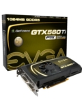 EVGA GeForce GTX 560 Ti FPB
