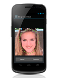 Android 4.0 Face Unlock Feature Fooled with Photo in Samsung Galaxy Note
