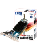 HIS 5450 Silence 512MB DDR3 PCI