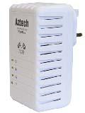 Aztech HomePlug HL110EW 200Mbps HomePlug AV 2-Port Wireless-N Extender