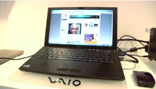 Sony's New Vaio Z - The Premium Business Notebook