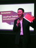 Event: Lenovo IdeaPad Tablet K1 Product Launch – A Tablet For Those Who Do