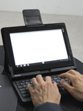 Hands-on with Lenovo ThinkPad Tablet