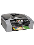 Brother MFC-490CW Color Inkjet All-in-One Printer with Wireless Networking