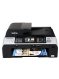 Brother MFC-5890CN Color Inkjet All-in-One Printer with Networking
