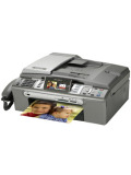 Brother MFC-685CW Color Inkjet All-in-One Printer with Wireless Networking