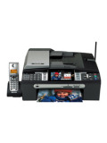 Brother MFC-885CW Color Inkjet All-in-One Printer with Wireless Networking