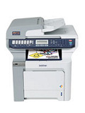 Brother MFC-9840CDW Color Laser Multi-Function Center with Wireless Networking and Duplex