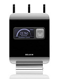 Belkin F5D8232-4 N1 Vision Wireless Router