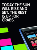 Ads for Nokia Windows Phone Device Surface
