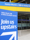 Nokia World 2010 - Reinforcing Symbian^3