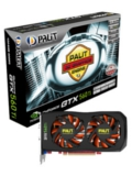 Palit GeForce GTX 560 Ti 2GB