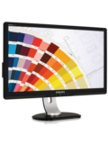 Philips 24-inch P-line Brilliance LED Monitor (241P3LYEB)