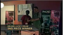 PlayTest #2 (August 2008) - Prize Giving & Wrap-up