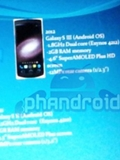 Samsung Galaxy S III to Come with 1.8GHz Dual-Core Processor?