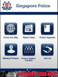 Singapore Police Force Launches Police@SG App on iOS