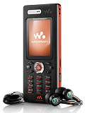Sony Ericsson W880i 3G Walkman Phone
