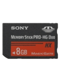 Sony Memory Stick PRO-HG Duo HX (8GB)
