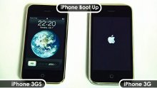 iPhone 3GS vs iPhone 3G - Speed Test