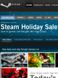 Steam-Powered Holiday Sale