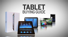 2011 Mid-Year Tablet Buying Guide