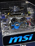 MSI Lets the Genie out - P55 Launch @ VivoCity