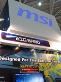 MSI Mobos and Graphics @ Computex 2010 - Wooing the Enthusiast