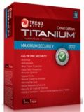 Trend Micro Titanium Cloud Edition Maximum Security (Single User)