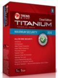 Trend Micro Titanium Cloud Edition Maximum Security (3 Users)