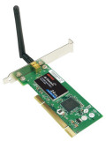 Buffalo WLI2-PCI-G54S Wireless-G 125 High-Speed PCI Adapter
