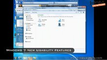 Windows 7 New Usability Features