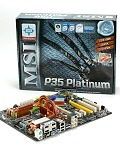 MSI P35 Platinum (Intel P35)