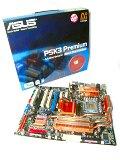 ASUS P5K3 Premium Black Pearl Edition (Intel P35)