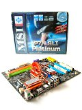 MSI P7N SLI Platinum (NVIDIA nForce 750i SLI)