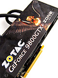 Zotac 9800 GTX+ ZONE Edition - In the Cool Zone