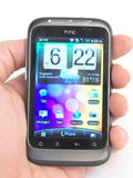HTC Wildfire S - Affordable Gingerbread