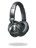 First Looks: Audio Technica ATH-ANC7 Noise-Cancelling Headphones