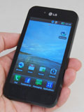 LG Optimus Black - Shining Black (Updated!)