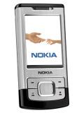 First Looks: Nokia 6500 Slide